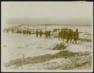 A few R.E.'s [Royal Engineers] returning from the trenches