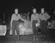 Autorally Monte Carlo pass-controle Amsterdam. D.M.M. Stanley Engeland