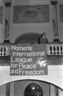 Spandoek Women's International League for Peace and Freedom