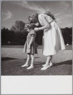 Prinses Beatrix en prinses Marijke