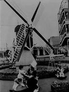 Hollandse molen in Tokio