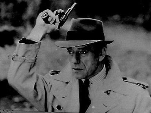 "Yves Montand in ""Le Cercle Rouge"""