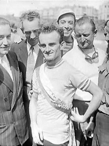 Jean Robic, winnaar van de Tour de France 1947