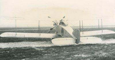 Bristol F.2B BR401, ex-B1124.