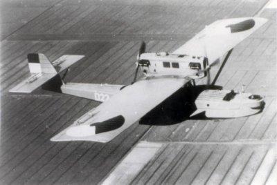 Dornier Wal-vliegboot D 22 (1929).
