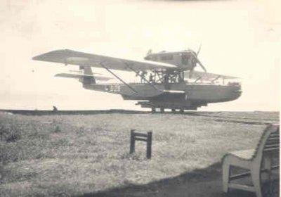 Maritieme patrouilllevliegboot Dornier Wal D-29 (1929-1939) Aviolanda, Papendrecht