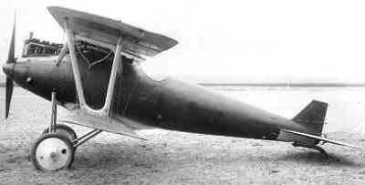 Pfalz D.IIIa met reg. PF225, ex 1306/18, op Soesterberg.