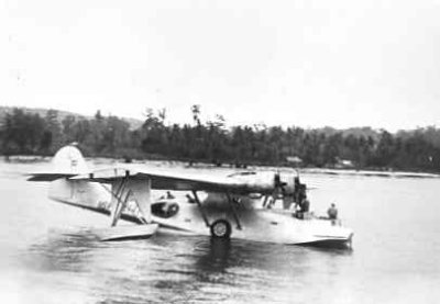 Consolidated PBY-5 Catalina P212, maritieme patrouilleamfibie,  (1951-1957), Nederlands Nieuw-Guinea