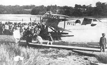 Verkenningsvliegtuig Van Berkel WA (W-12a) (1919-1933)