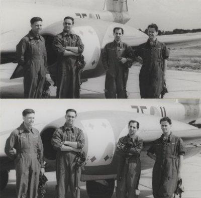 Gloster Mk.8 Meteor demoteam