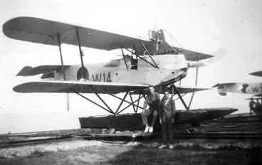 Verkenningsvliegtuig Van Berkel WA (W-14) (1919-1933)