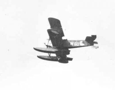 Verkenningsvliegtuig Van Berkel WA,  W-60 (1919-1933)
