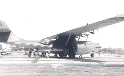 Maritieme patrouilleamphibie Consolidated PBY-5A (1951-1957) Catalina. P-211 t/m 225