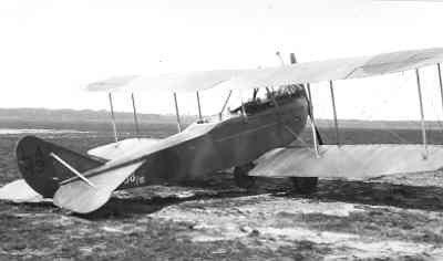 Rumpler C.Ia LA49, ex 968/17, op Soesterberg najaar 1917. Met oranje bollen. Later reg. R409.