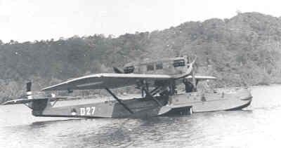 Maritieme patrouilllevliegboot Dornier Wal D-27 (1929-1940) Aviolanda, Papendrecht