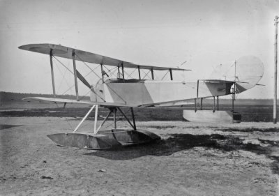 Jachtvliegtuig Sopwith Baby Seaplane T-1 (1916-1919)