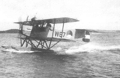 Verkenningsvliegtuig Van Berkel WA (W-67) (1919-1933)