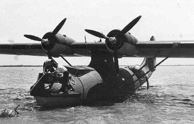 Consolidated PBY-5A  Catalina  (1941-1946) Y-38