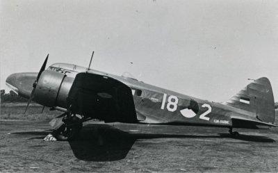 Airspeed Trainer voor voortgezet vliegopleiding, type, mark1 (1947-1953)