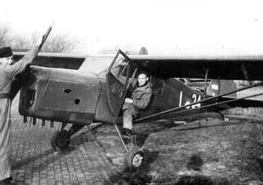 Taylorcraft Auster Mk.III (1948-1954),  Auster 1-34