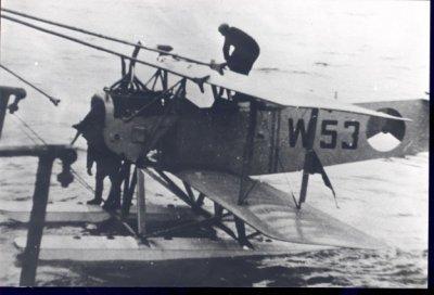 Van Berkel WA lichte drijververkenner, regnr W 53 ( 1919-1933)