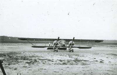 Caudron G.IV reg. C427.