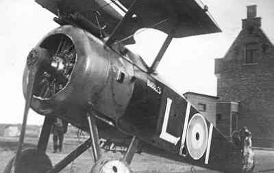 Sopwith F.1 Camel E1537 van RAF no. 65 Sq, geland te Groede op 7 oktober 1918. Neergestort te Waterlandkerkje op 28 sept. 1918. Piloot was luitenant B. Lockey. Het toestel is in reparatie genomen, maar niet gereed gekomen. Vermoedelijke LVA-registratie S226.