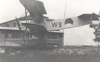 Van Berkel WA lichte drijververkenner, regnr W 8 (1920-1927) bij MVKM.