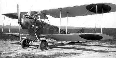 Rumpler C.Ia LA49, ex 968/17, op Soesterberg najaar 1917. Later reg. R409. Met oranje bollen.