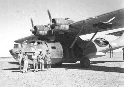 Consolidated PBY-5A Catalina (Y-74) (1942-1953)  VSQ 321 Detachement Op Socotra