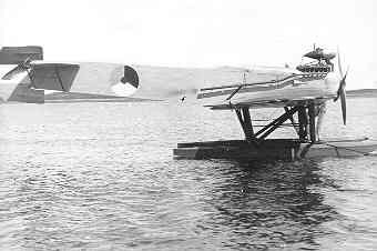 Verkenningsvliegtuig Van Berkel WB (1921-1933)