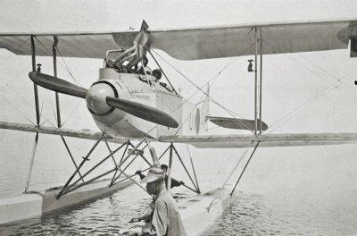 Jachtvliegtuig Rumpler 6B-2 (U-1) (1917-1920)