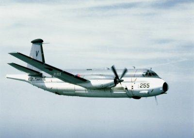 Breguet BR1150 Atlantic (SP-13A) maritiem patrouillevliegtuig 255 (1971-1981)