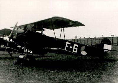 Fokker C.I van de Marine Luchtvaartdienst.