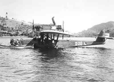 Dornier Wal-vliegboot D 20 (1928-1940)