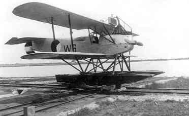 Verkenningsvliegtuig Van Berkel WA (W-6) (1919-1933)