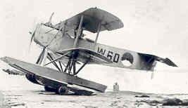 VerkenningsvliegtuigVan Berkel WA, W-60 (1919-1933) (BMW motor)  MVK De Mok