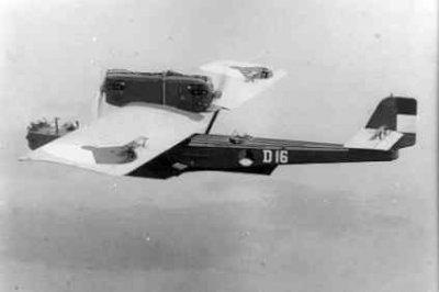 Maritieme patrouillevliegboot Dornier Wal (1926-1940) nr. D-16