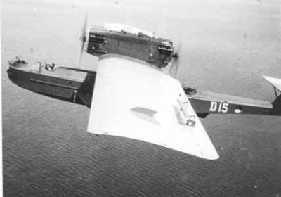 Maritieme patrouillevliegboot Dornier Wal (1926-1940) nr. D-15