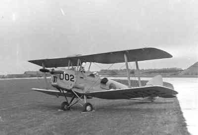 De Haviland DH-82 Tiger Moth (002) (1956-1960).