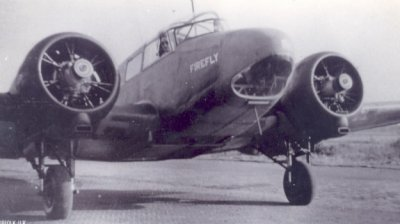 Airspeed AS-10 Oxford.