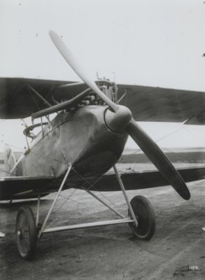 Halberstadt CL.II H414, ex 6315/17.