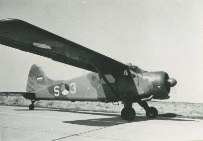 De Havilland Canada DHC.2 Beaver, registratie S-3.