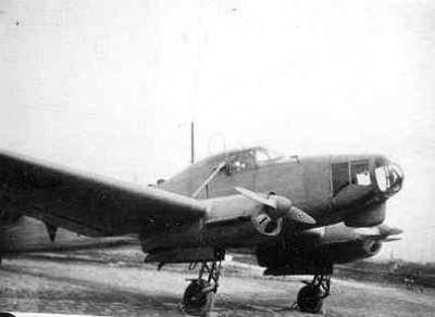 Focke-Wulf FW-58.