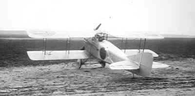 SPAD S.7 C.1 SPA210. Vorige (franse) registratie 1832. Links achter.