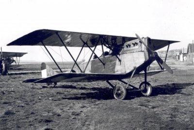 Ansaldo SVA.10.