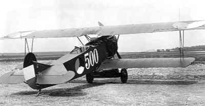 Fokker C.I 500. Rechts achter.