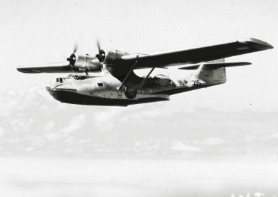 Consolidated PBY-5 Catalina maritieme patrouille amfibie (1942-1957)