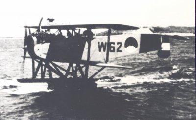 Van Berkel WA lichte drijververkenner, regnr W 62,(1920-1933)