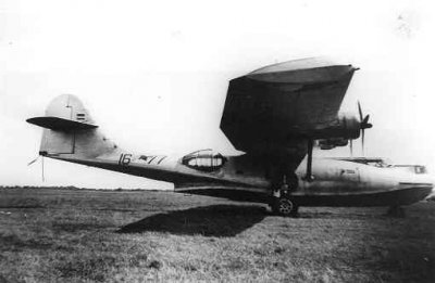 Consolidated PBY-5A Catalina 16-77 (1942-1951)